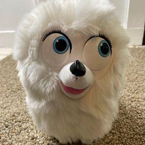 Secret life of pets gidget talking plush animal